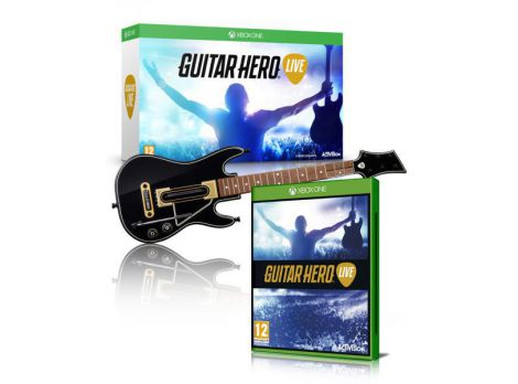 Фото №1 - Guitar Hero Live Xbox ONE