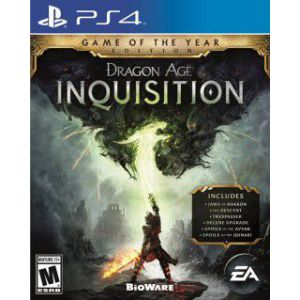 Dragon Age: Инквизиция Game of the Year Edition PS4