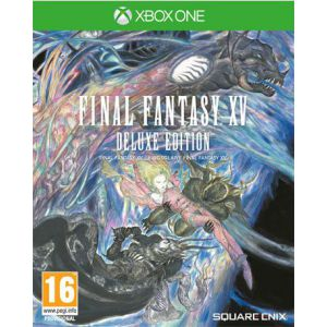 Final Fantasy XV Delux Edition Xbox ONE