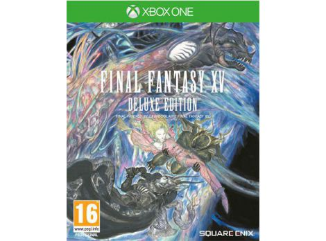 Фото №1 - Final Fantasy XV Delux Edition Xbox ONE