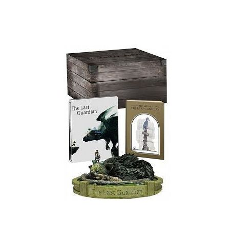 Фото №1 - The Last Guardian Collector's Edition PS4