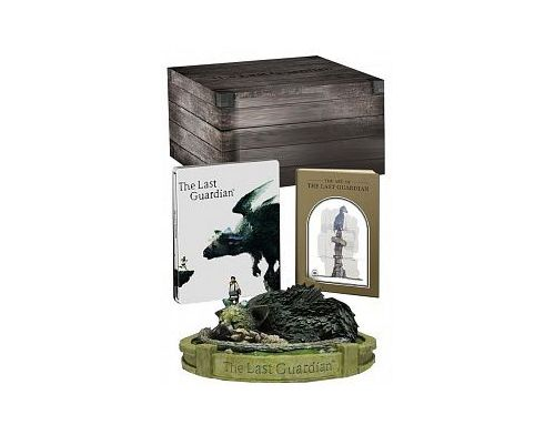 Фото №2 - The Last Guardian Collector's Edition PS4