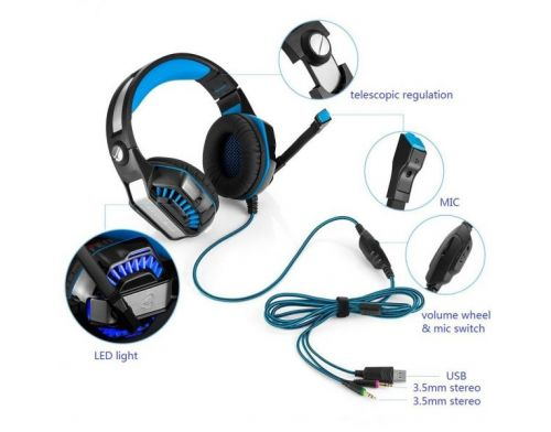 Фото №4 - Beexcellent Gaming Headset PS4