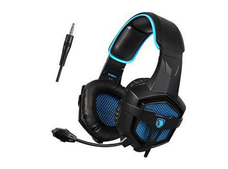 Фото №1 - SADES SA-807 Gaming Headset (2016) PS4