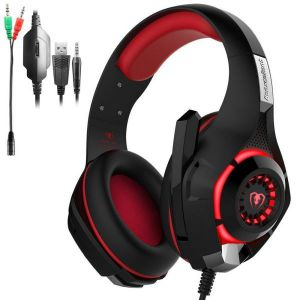 Beexcellent Gaming Headphones Headset PS4