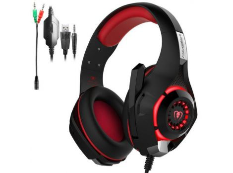 Фото №1 - Beexcellent Gaming Headphones Headset PS4