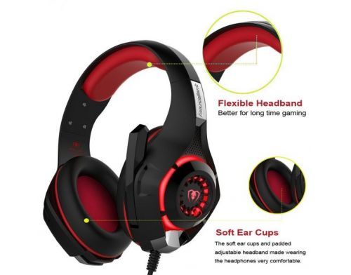 Фото №3 - Beexcellent Gaming Headphones Headset PS4