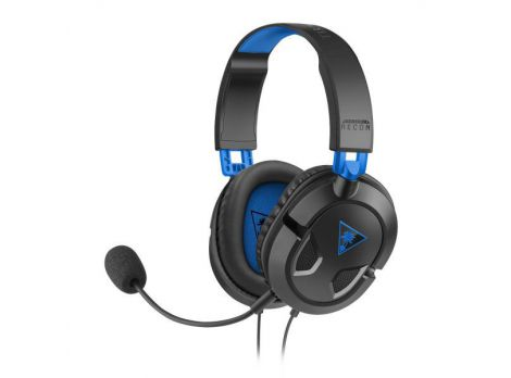 Фото №1 - Turtle Beach Ear Force Recon 50P Stereo Gaming Headset PS4