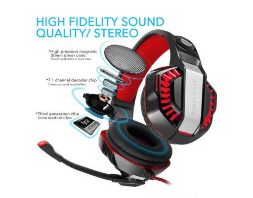 Фото №3 - DIZA100 Gaming Headset Noise Cancelling Headphones Xbox ONE