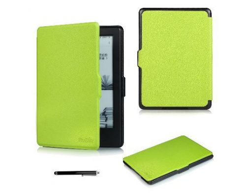 Фото №5 - Чехол Nupro Kindle Case - Green (8th Generation)