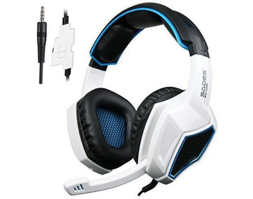 Фото №2 - Sades SA920 Wired Stereo Gaming Over Ear Headphones