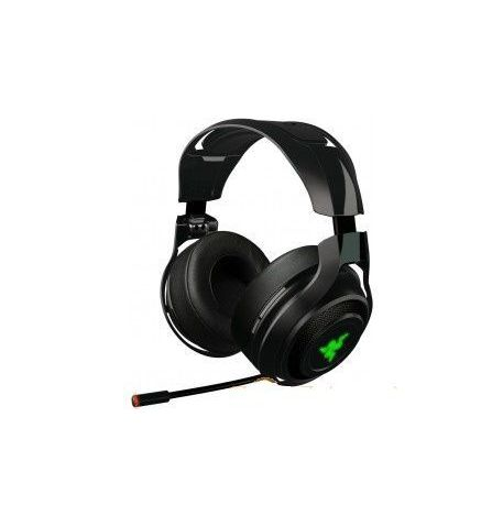 Фото №1 - RAZER Man O'War 7.1 Green