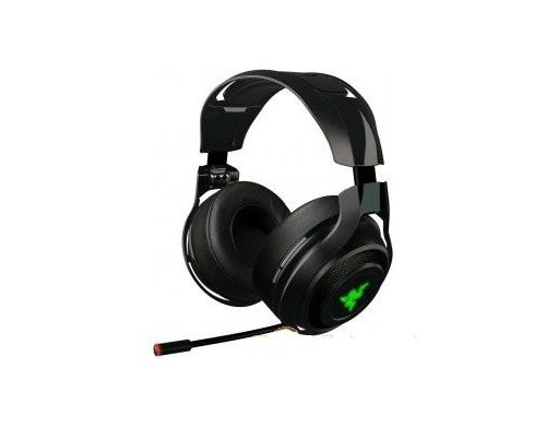Фото №2 - RAZER Man O'War 7.1 Green