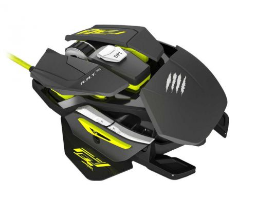 Фото №2 - MADCATZ R.A.T. PRO S Gaming Mouse