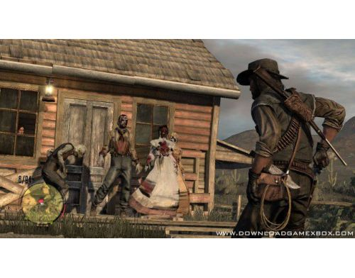 Фото №4 - Red Dead Redemption GOTY PS3