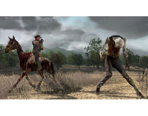 Фото №6 - Red Dead Redemption GOTY PS3