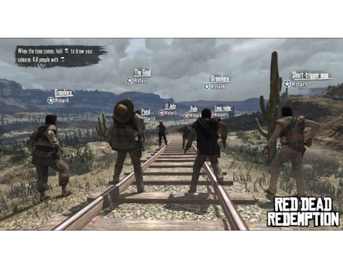Фото №7 - Red Dead Redemption GOTY PS3