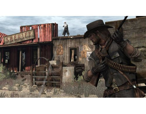 Фото №8 - Red Dead Redemption GOTY PS3