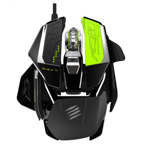 Фото №1 - MadCatz R.A.T. PRO X Gaming Mouse
