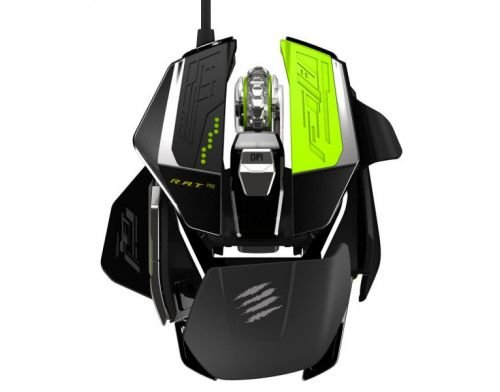 Фото №2 - MadCatz R.A.T. PRO X Gaming Mouse