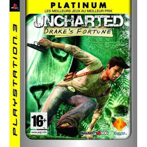 Uncharted drake s fortune PS3 БУ