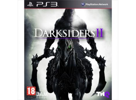 Фото №1 - Darksiders ll PS3 PS3 БУ русский язык