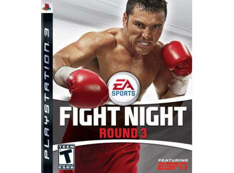 Фото №1 - Fight night round 3 PS3