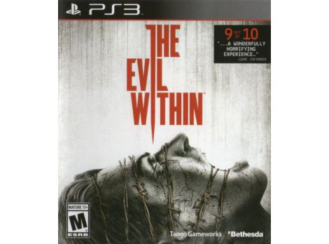Фото №1 - The evil within PS3 БУ