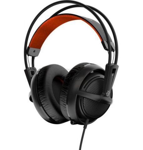 Фото №1 - STEELSERIES Siberia 200 Black