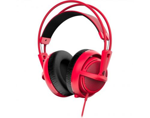 Фото №2 - STEELSERIES Siberia 200 Forget Red