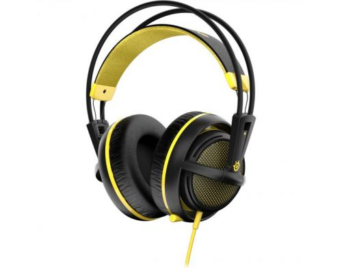 Фото №2 - STEELSERIES Siberia 200 Proton Yellow