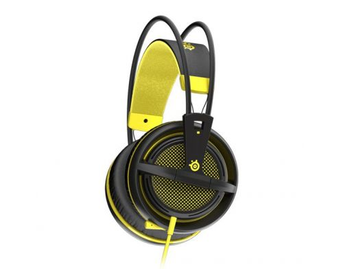 Фото №3 - STEELSERIES Siberia 200 Proton Yellow