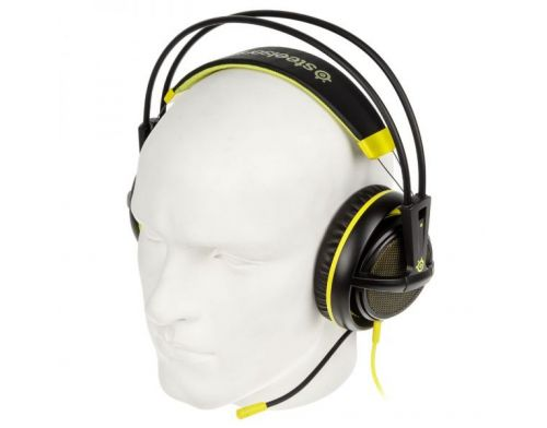 Фото №5 - STEELSERIES Siberia 200 Proton Yellow