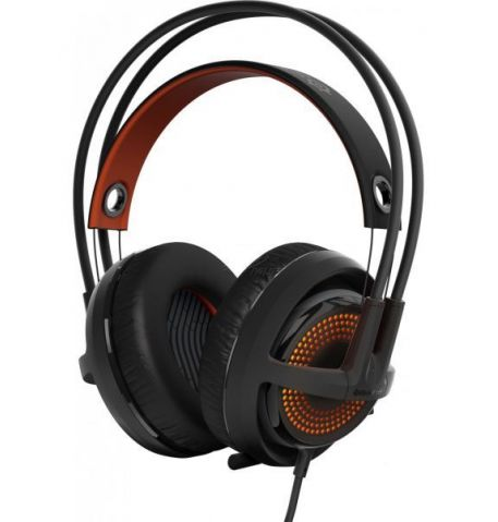 Фото №1 - STEELSERIES Siberia 350 Black