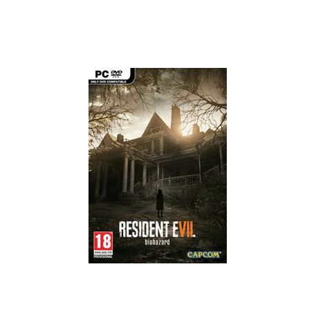 Фото №1 - Resident Evil 7 Biohazard PC Jewel
