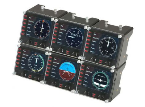 Фото №1 - Saitek Pro Flight Instrument Panel
