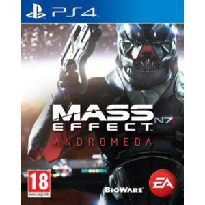 Mass Effect: Andromeda PS4 русская версия