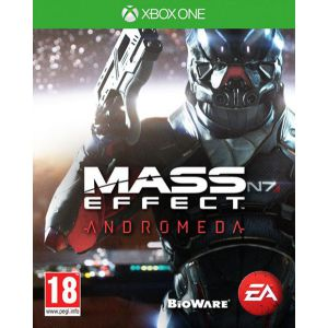 Mass Effect: Andromeda Xbox ONE русская версия