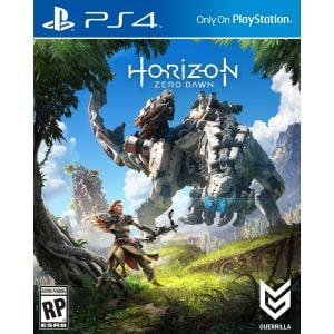 Horizon: Zero Dawn PS4 русская версия