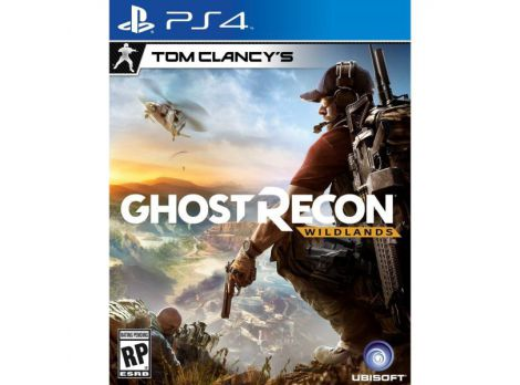Фото №1 - Tom Clancy's Ghost Recon: Wildlands PS4 русская версия