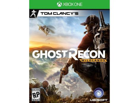 Фото №1 - Tom Clancy's Ghost Recon: Wildlands Xbox ONE русская версия