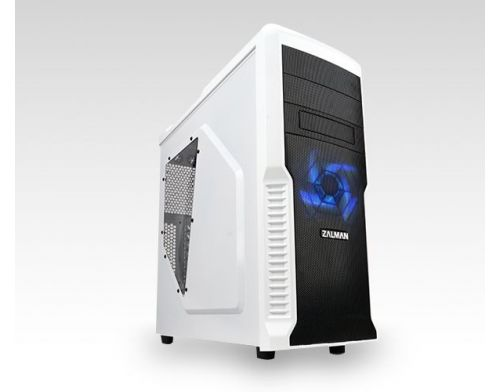 Фото №3 - Корпус ZALMAN Z3 Plus (White) ATX / Micro ATX, Mid Tower