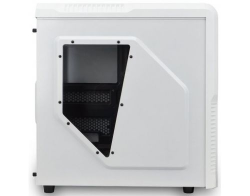 Фото №4 - Корпус ZALMAN Z3 Plus (White) ATX / Micro ATX, Mid Tower