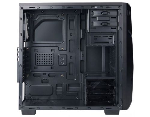 Фото №3 - Корпус ZALMAN Z1 (Black) ATX / Micro ATX, Mid Tower