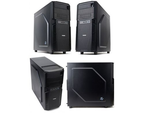 Фото №4 - Корпус ZALMAN Z1 (Black) ATX / Micro ATX, Mid Tower
