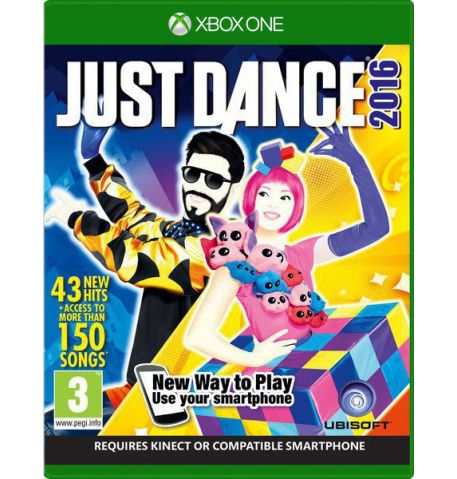 Фото №1 - Just Dance 2016 Xbox ONE