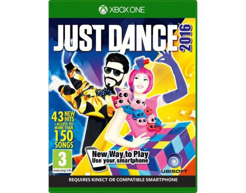 Фото №2 - Just Dance 2016 Xbox ONE