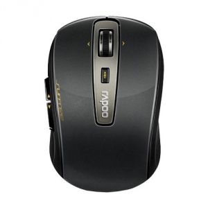 RAPOO Wireless Laser Mouse black (3920p)