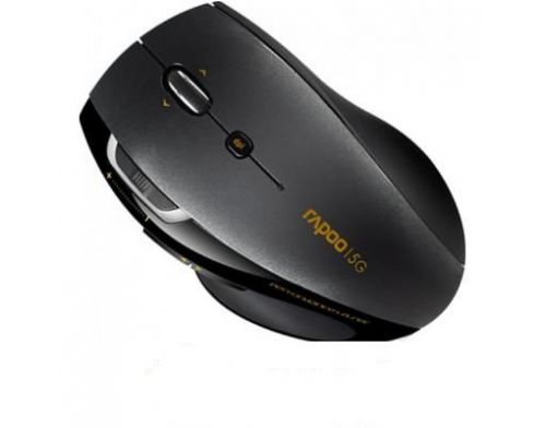 Фото №4 - RAPOO Wireless Laser Mouse black (7800р)