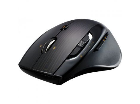 Фото №1 - RAPOO Wireless Laser Mouse black (7800р)